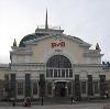 Железнодорожные вокзалы в Березниках