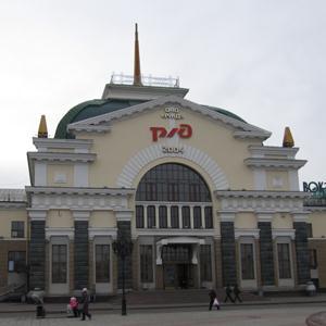 Железнодорожные вокзалы Березников